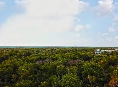 Vista aerea Hunab